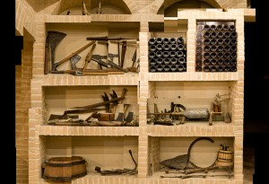 Panographie Guigal outils viticulture