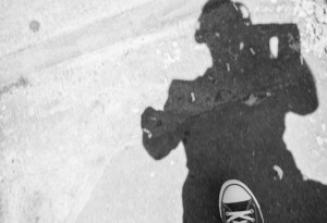 Errance noir et blanc #01