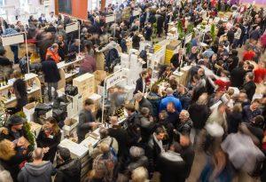 Domaine E. Guigal au Marché aux vins d'Ampuis